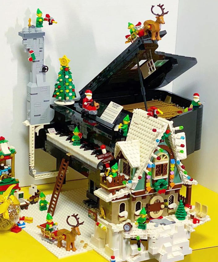 Christmas Piano Combo