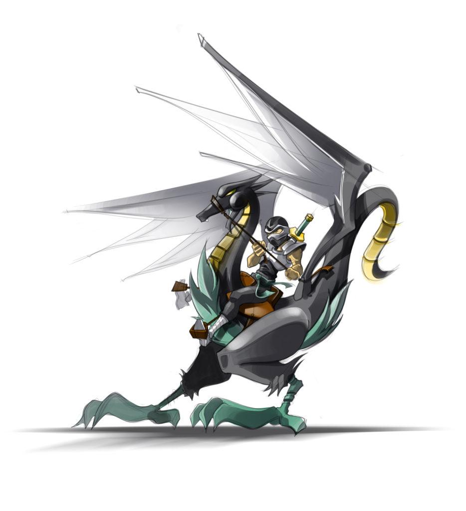 Cole Dragon01