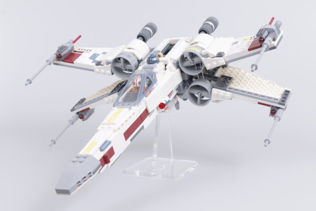 Comparing LEGO Star Wars X Wings – First Best And Latest 12