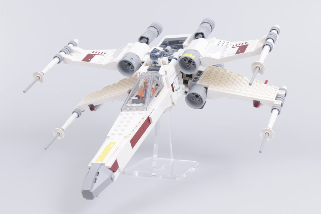Comparing LEGO Star Wars X Wings – First Best And Latest 13