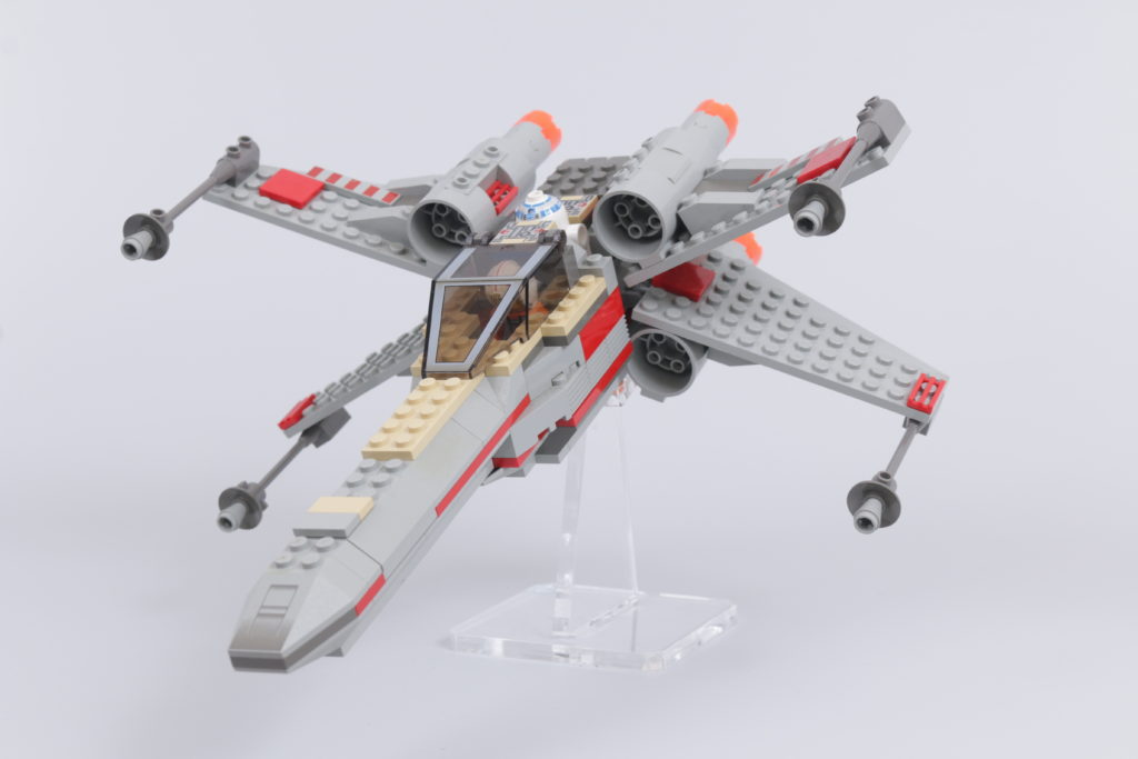 Comparing LEGO Star Wars X Wings – First Best And Latest 14