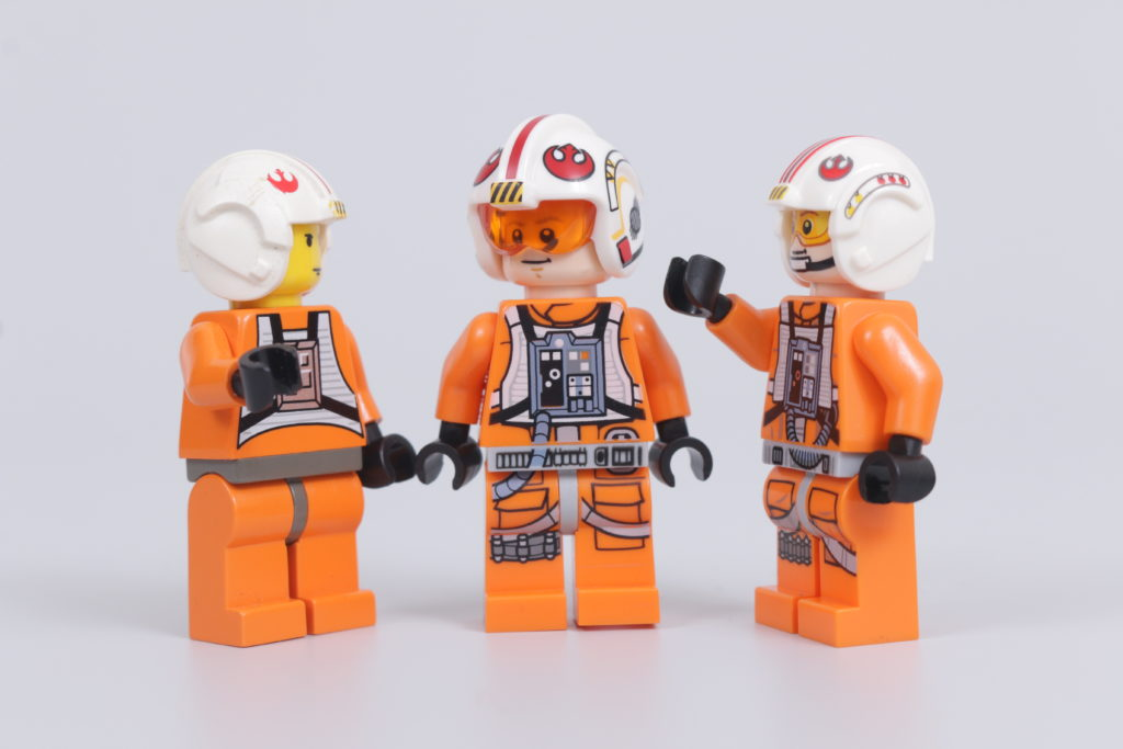 Comparing LEGO Star Wars X Wings – First Best And Latest 19