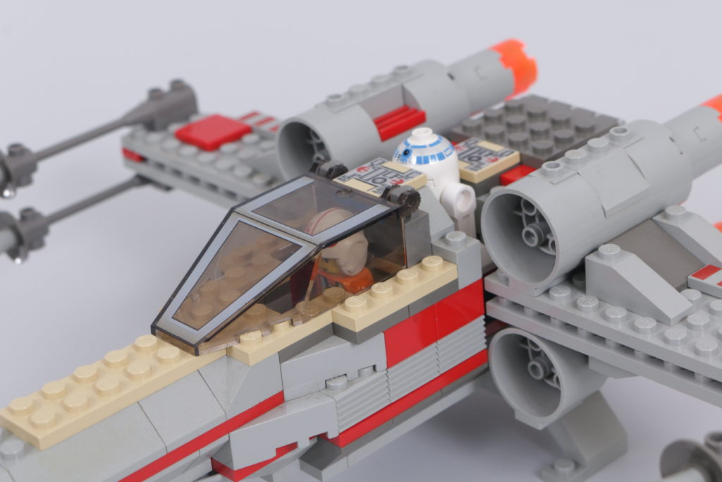 Comparing LEGO Star Wars X Wings – First Best And Latest 23