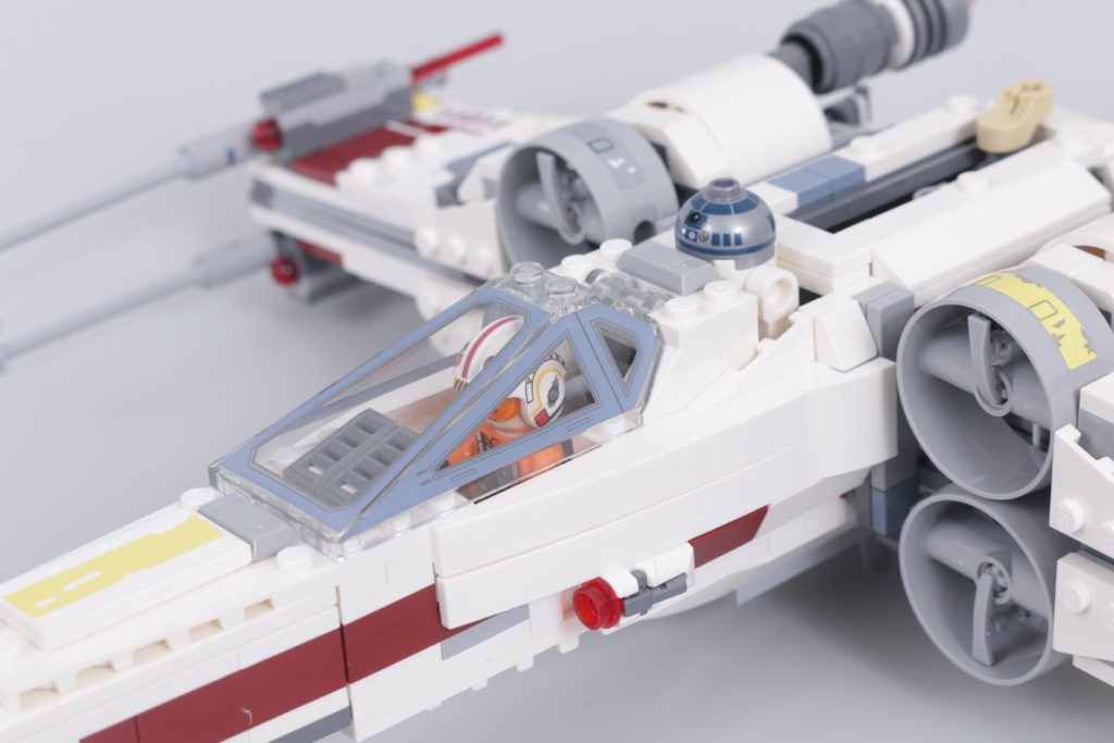Comparing LEGO Star Wars X Wings – First Best And Latest 24