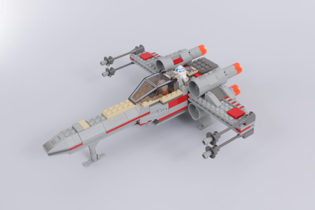 Comparing LEGO Star Wars X Wings – First Best And Latest 29