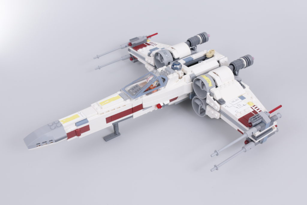 Comparing LEGO Star Wars X Wings – First Best And Latest 30