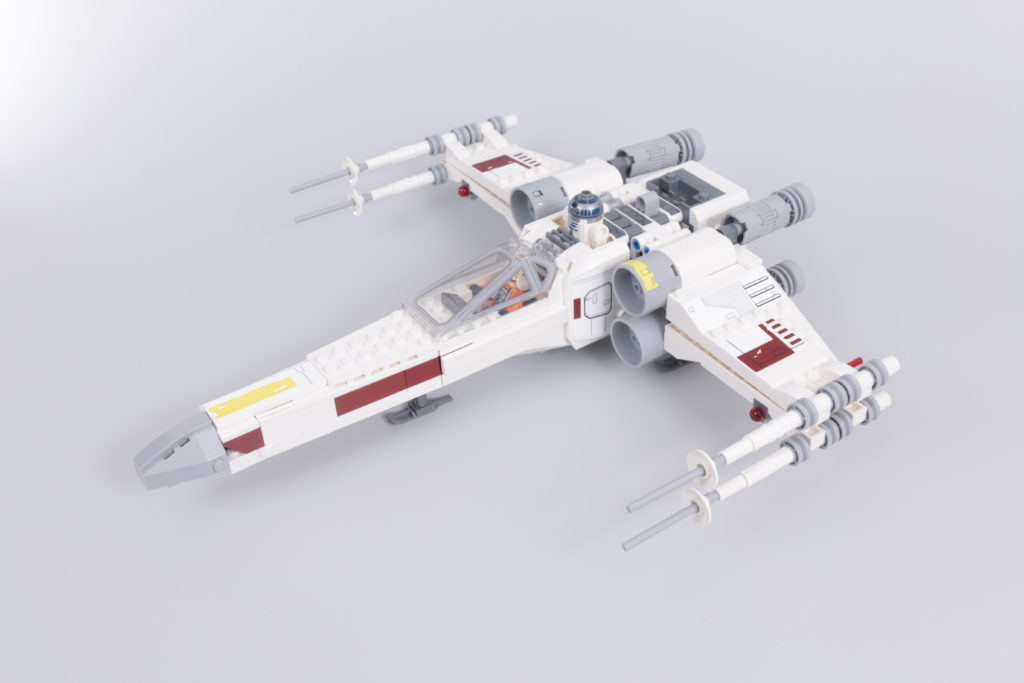 Comparing LEGO Star Wars X Wings – First Best And Latest 31
