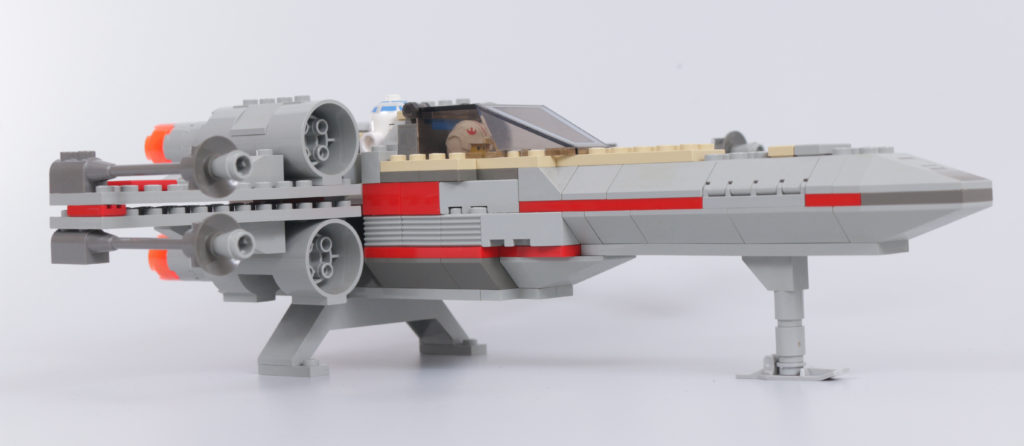 Comparing LEGO Star Wars X Wings – First Best And Latest 32