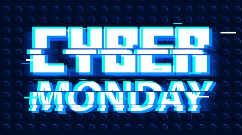 Cyber Monday LEGO Brick Fanatics Featured