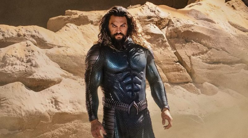DC Aquaman 2 first look stealth suit featured