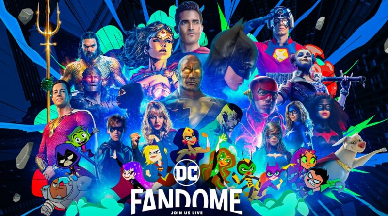 DC Fandome 2021 key art featured
