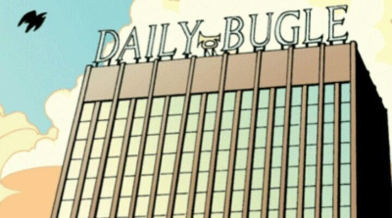 Daily Bugle featured