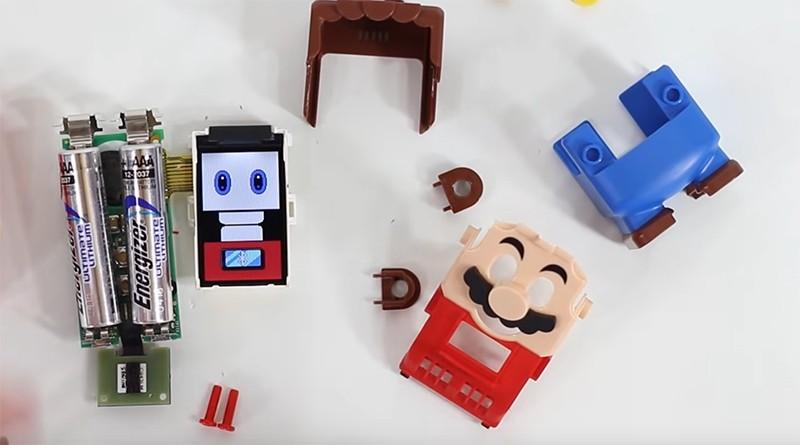 Destroying LEGO Super Mario Featured