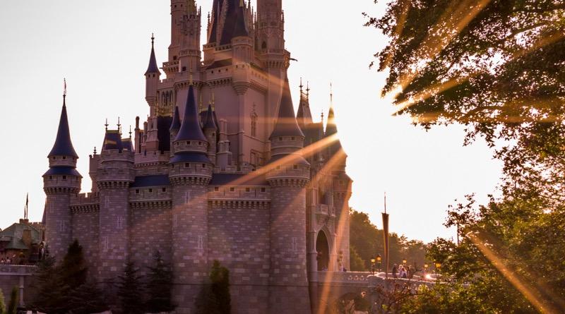 Disney Castle Disney Parks Featured