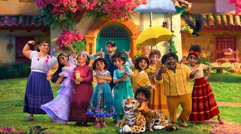 Disney Encanto key art featured