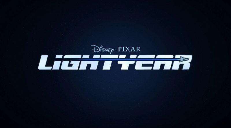 Disney Pixar Lightyear movie logo