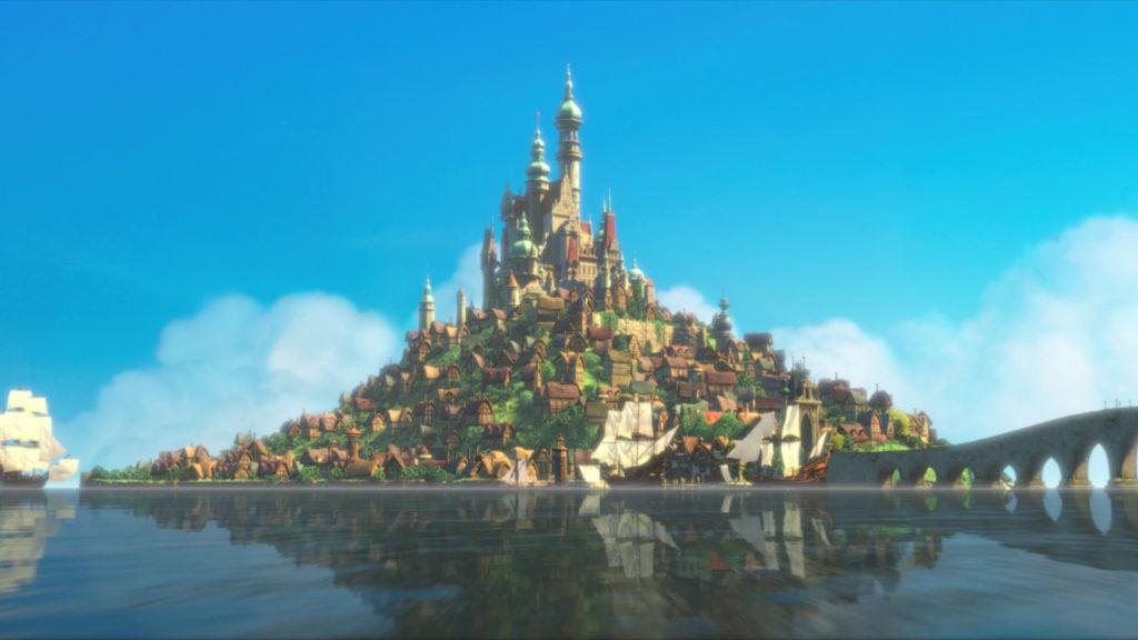 Disney Tangled Corona