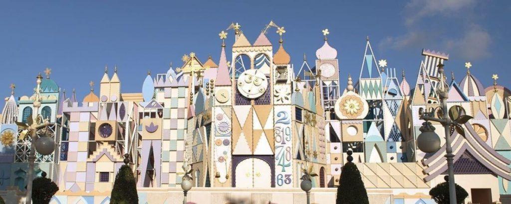 Disneyland Small World attraction
