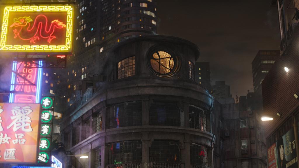 Doctor Strange Hong Kong Sanctum