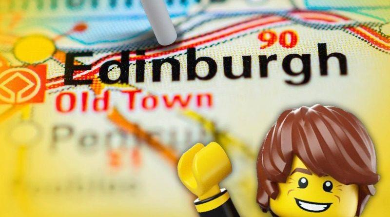 Edinburgh LEGO Store Cover 800x445