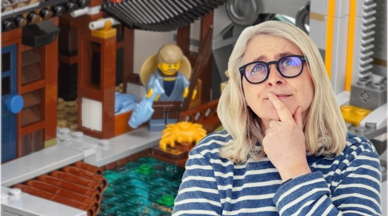 Emma Kennedy LEGO 70620 NINJAGO City Dark Ages Featured