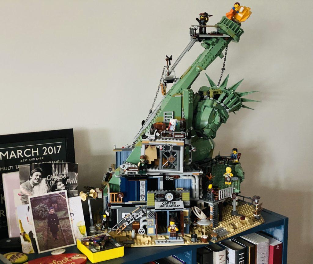 Emma Kennedy LEGO Display Sets 2