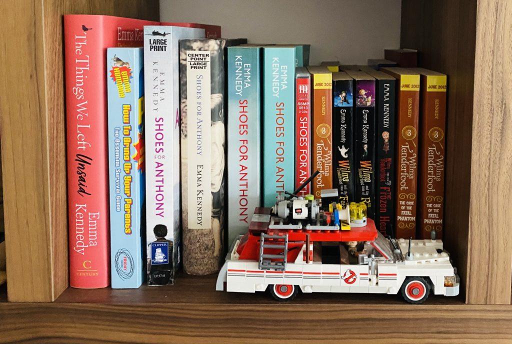 Emma Kennedy LEGO Display Sets 5