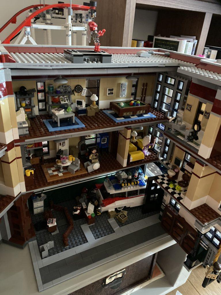 Emma Kennedy LEGO Ghostbusters 75827 Firehouse Headquarters 2