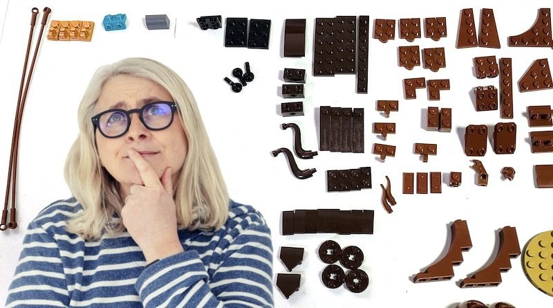 Emma Kennedy LEGO Knolling featured