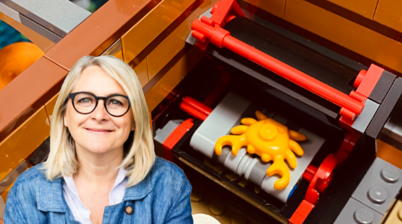 Emma Kennedy LEGO Moving Parts Featured