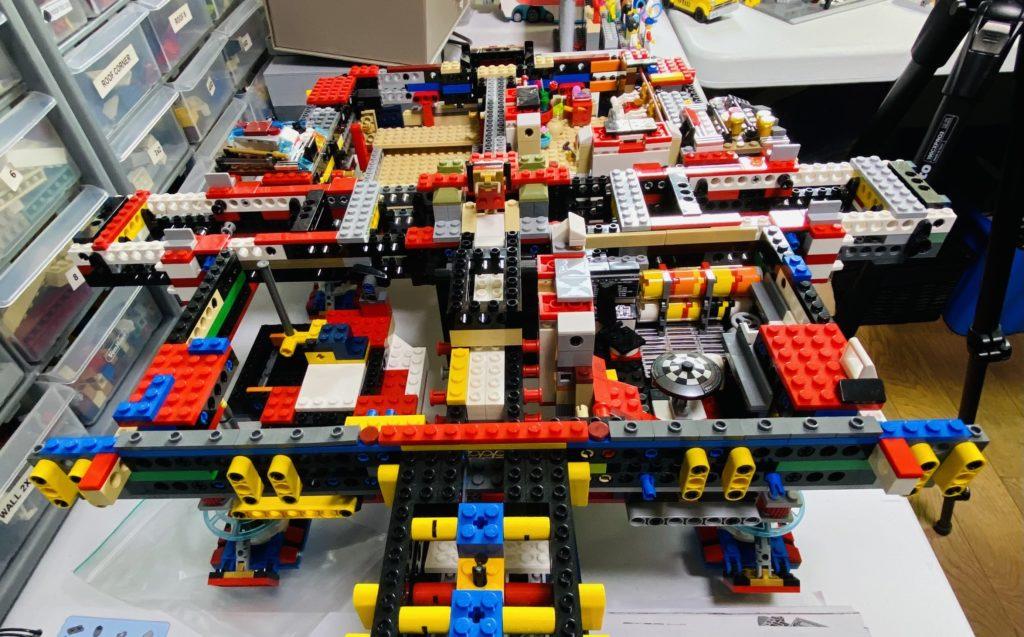 Emma Kennedy LEGO Star Wars 75192 Millennium Falcon
