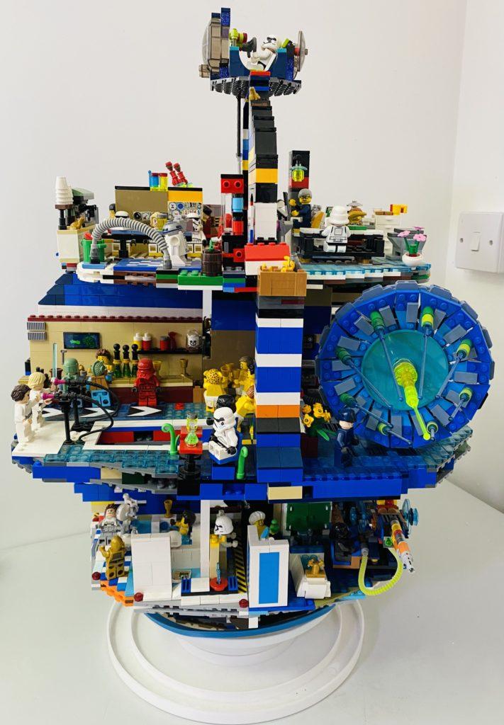 Emma Kennedy LEGO Star Wars Death Spa 1