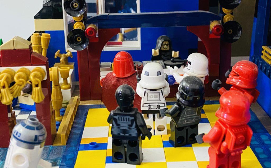 Emma Kennedy LEGO Star Wars Death Spa 4