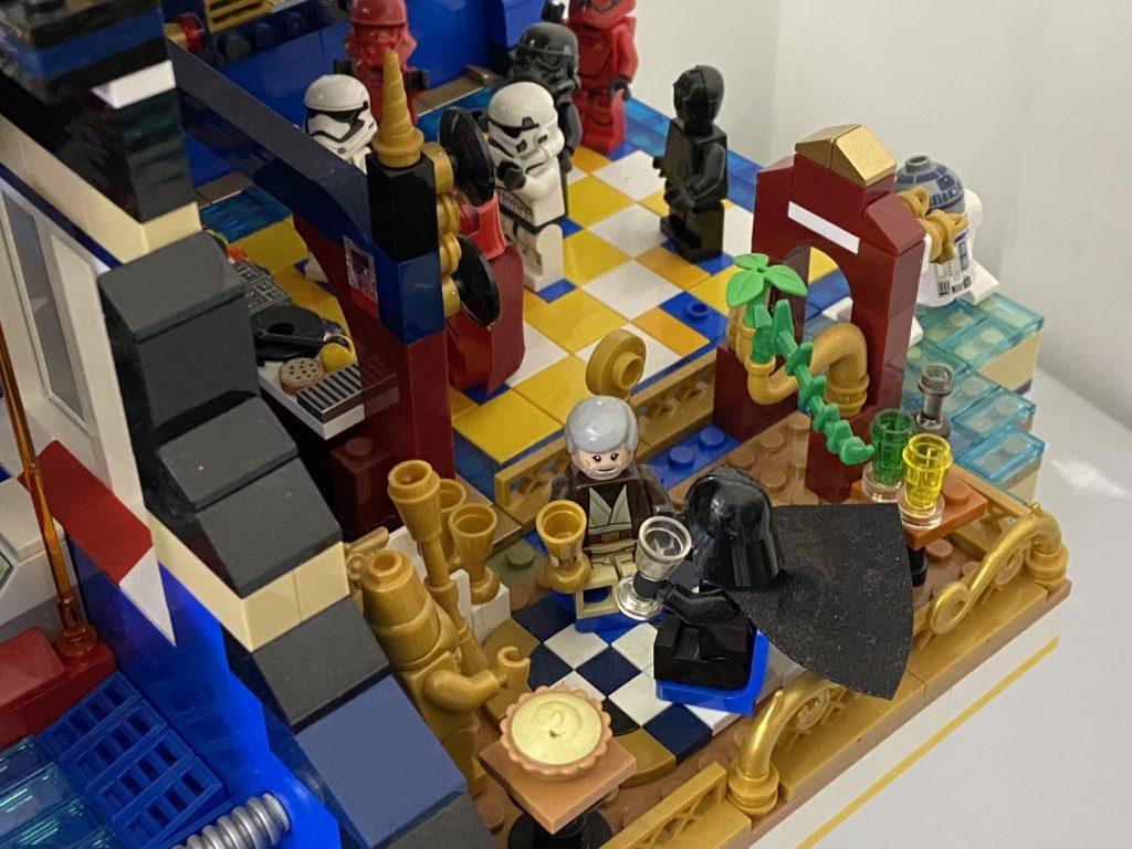 Emma Kennedy LEGO Star Wars Death Spa 5
