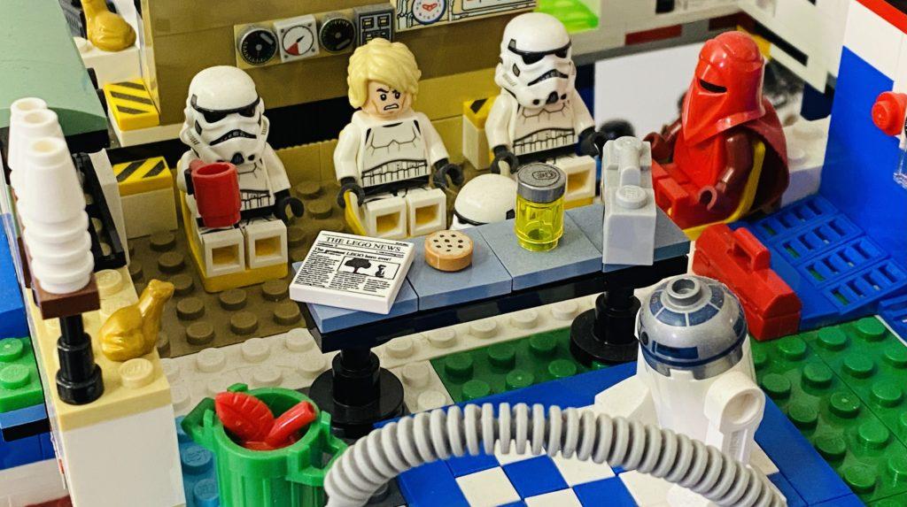 Emma Kennedy LEGO Star Wars Death Spa 8