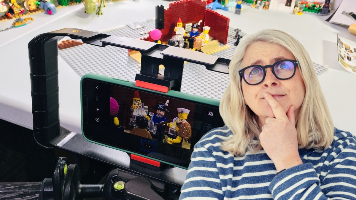 Emma Kennedy LEGO Stop Motion Featured