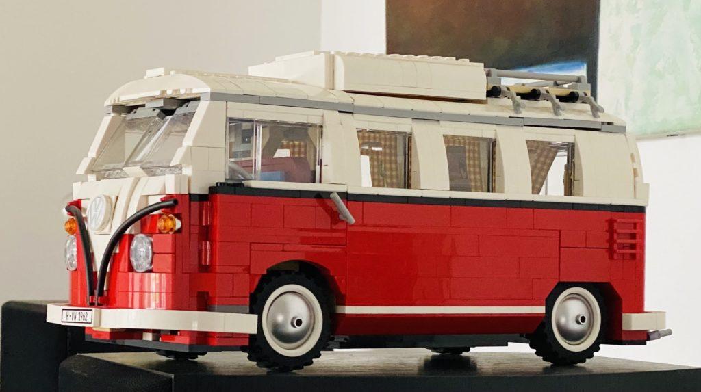 Emma Kennedy VW Camper Van