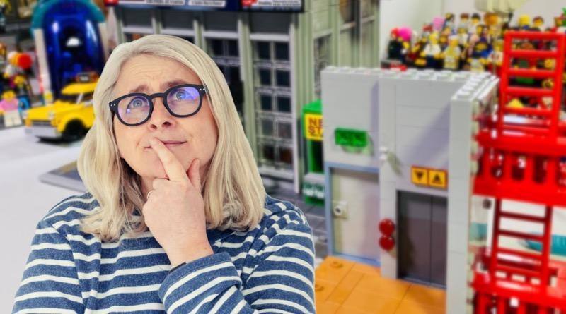 Emma Kennedy Ways To Build LEGO Featured