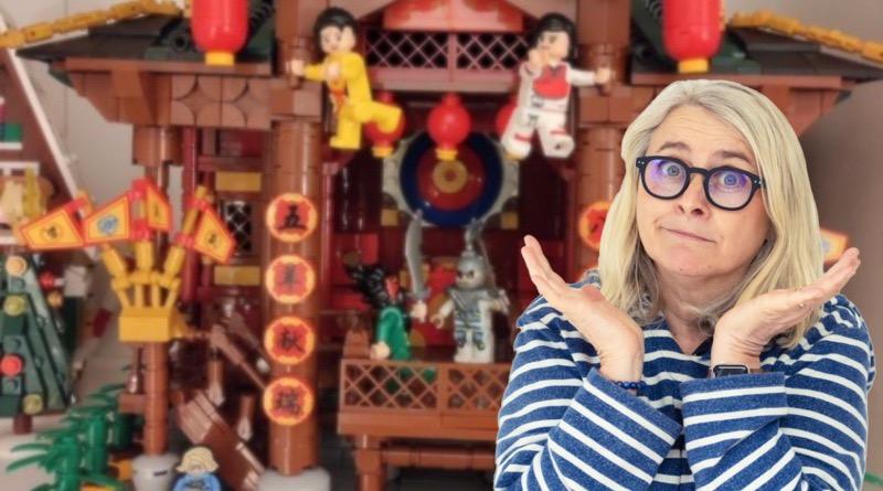 Emma Kennedy Fake LEGO Featured