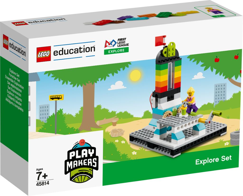 FIRST LEGO League 45814 Explore Set 1