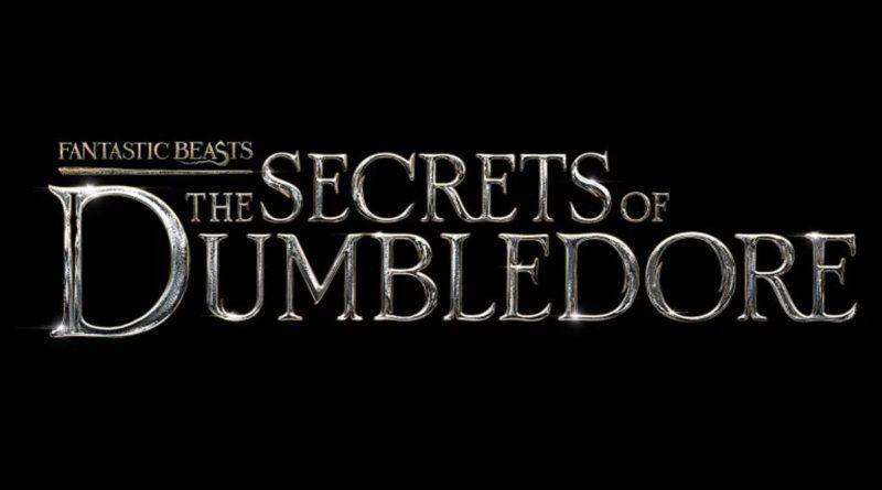 Fantastics Beasts The Secrets of Dumbledore logo featured