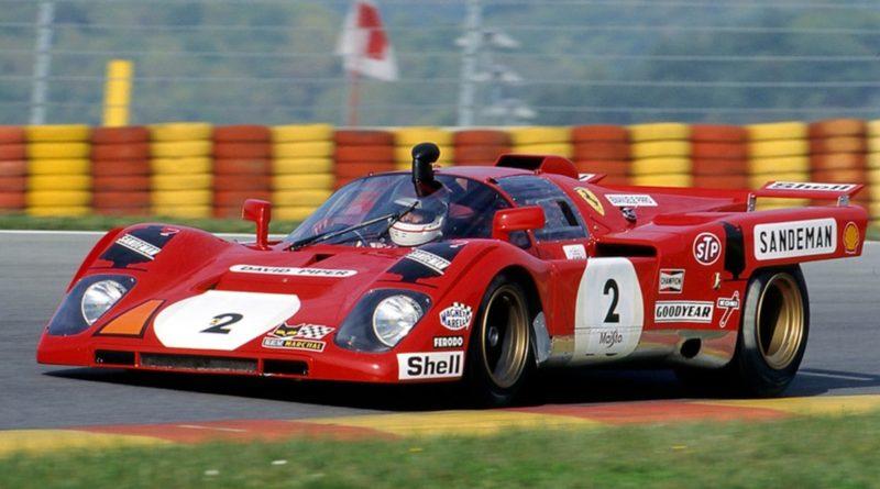 Ferrari 512 M official image featured