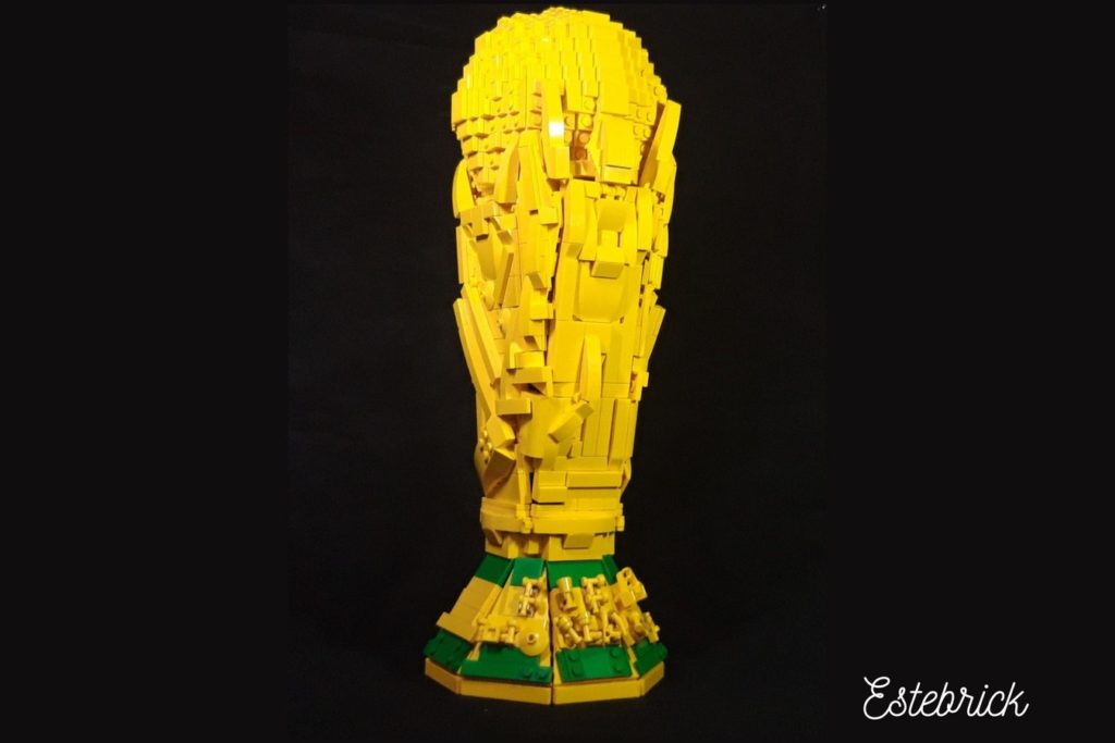 Fifa World Cup Full Size By Estebrick