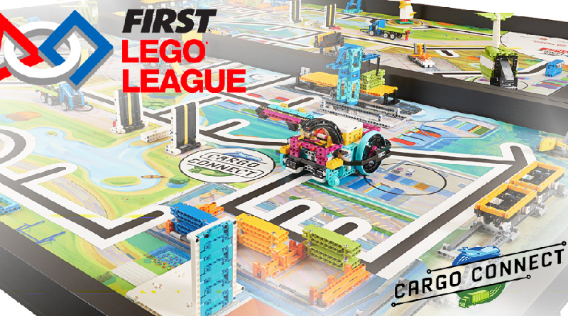 First LEGO League Cargo Connect Featured