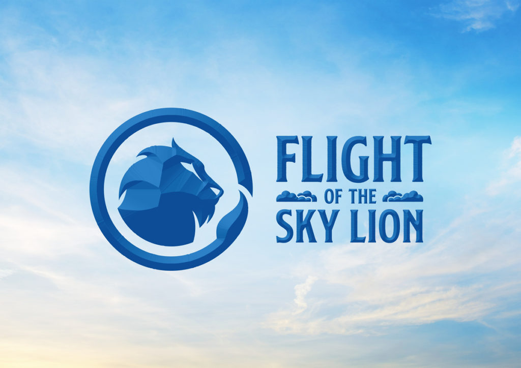Flight Of The Sky Lion Legoland Windsor