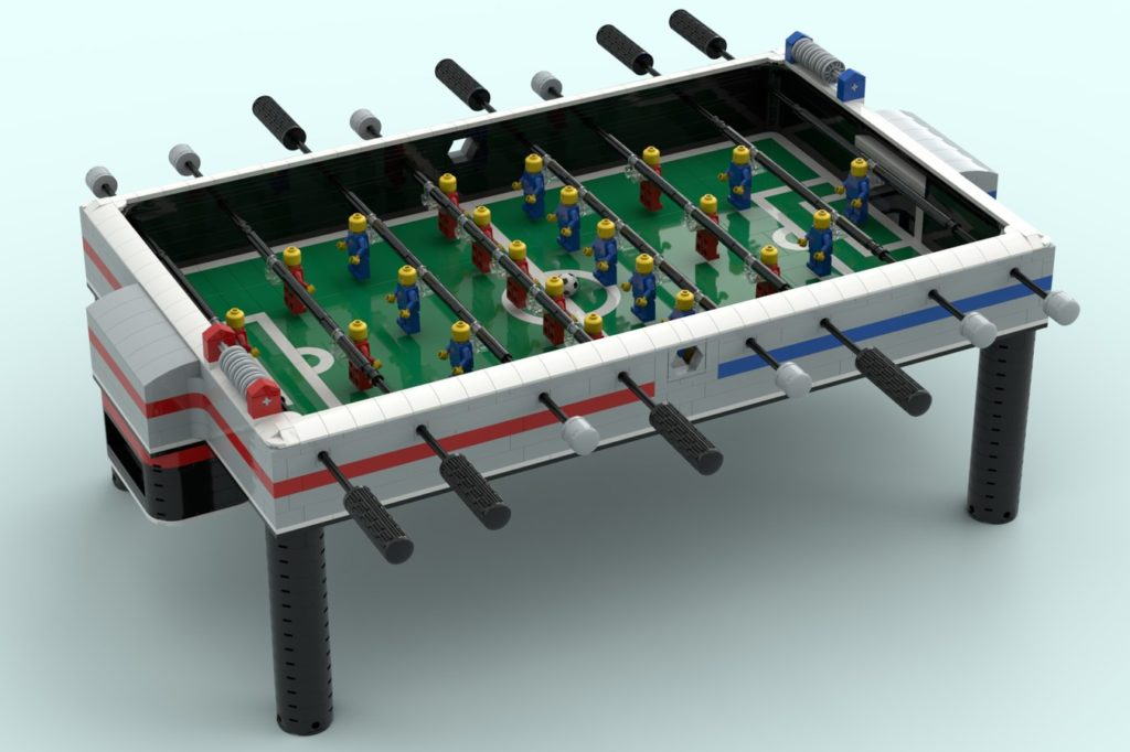 Foosball Table By Constructions By Donat
