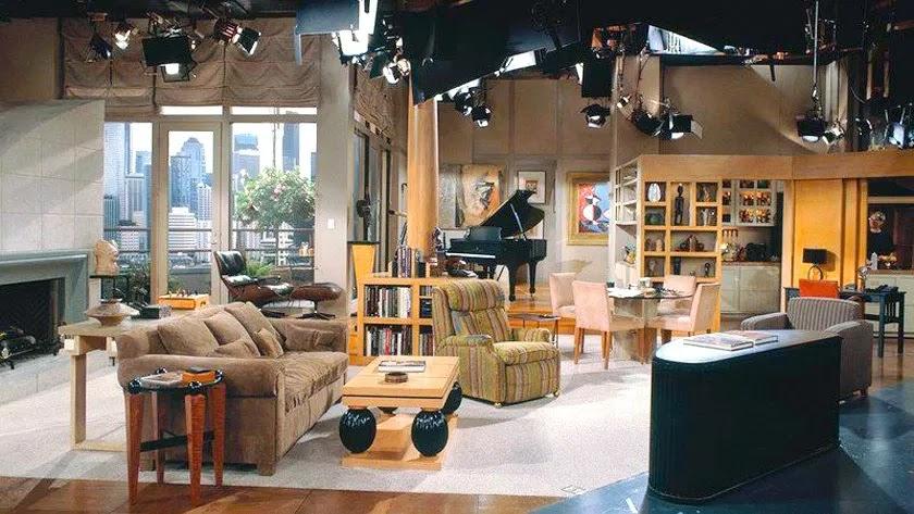 Fraisiers Apartment Fraisier Sitcom