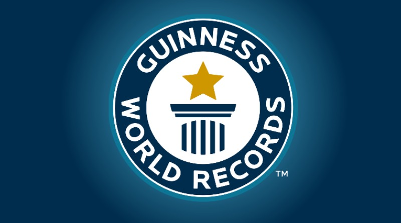Guinness World Records Logo Featured