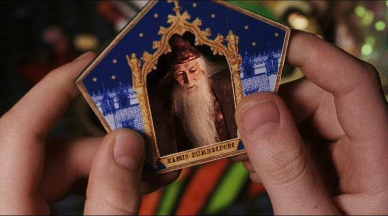 Harry Potter Chocolate Frog Card Featured