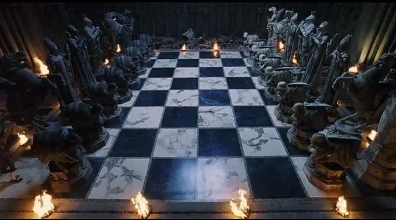 Harry Potter Wizard Chess Featured 2